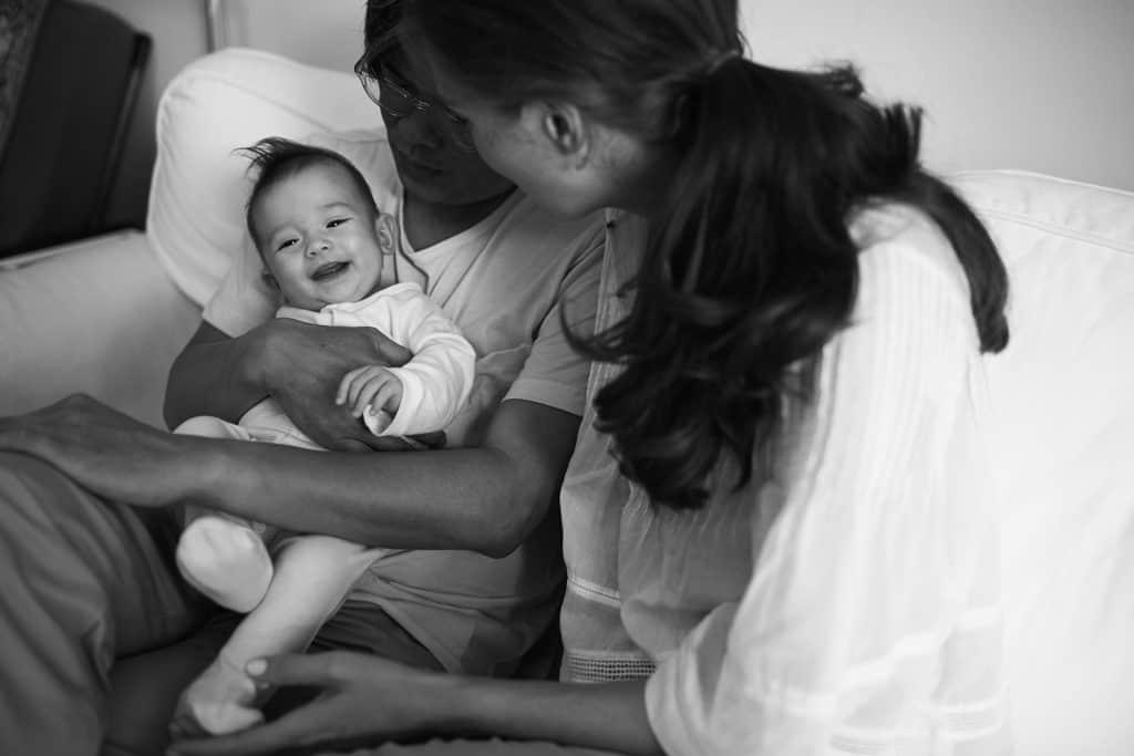 zjištění příčiny problému sotěhotněním