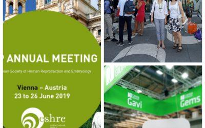 35. výroční konference ESHRE ve Vídni