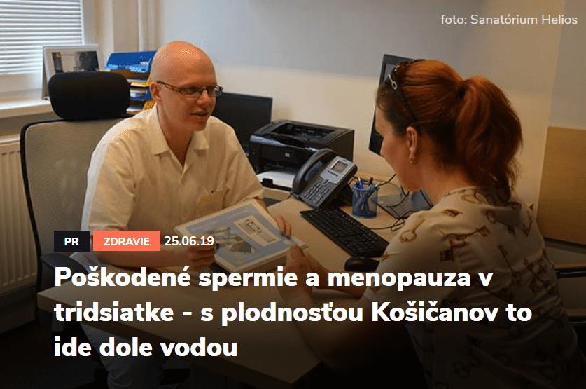 Peter Hladký vrozhovoru