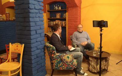 Prim. MUDr. Pavel Texl jako Host dne v TV BRNO 1