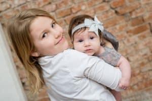 naše holčičky po IVF