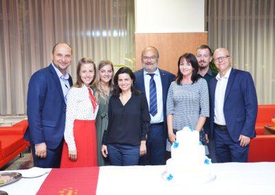 Konference k 25. výročí založení Sanatoria Helios